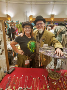Makers Rustin and Becky Albrecht