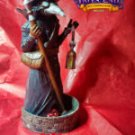 Plague Doctor Dice Tower