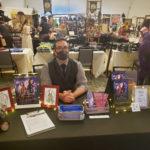Author Robert Adauto