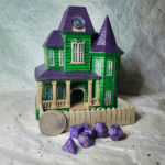 Haunted House Dice Tower